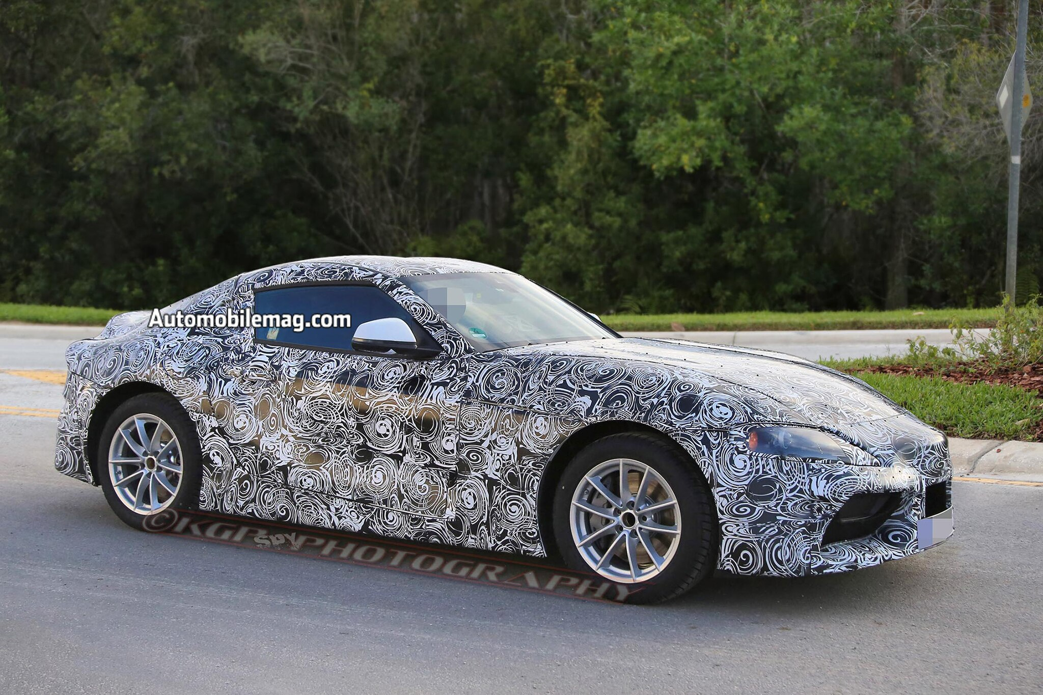 2019 Toyota Supra Turbo What to Expect