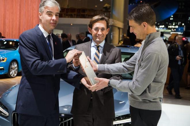 Volvo Award 1