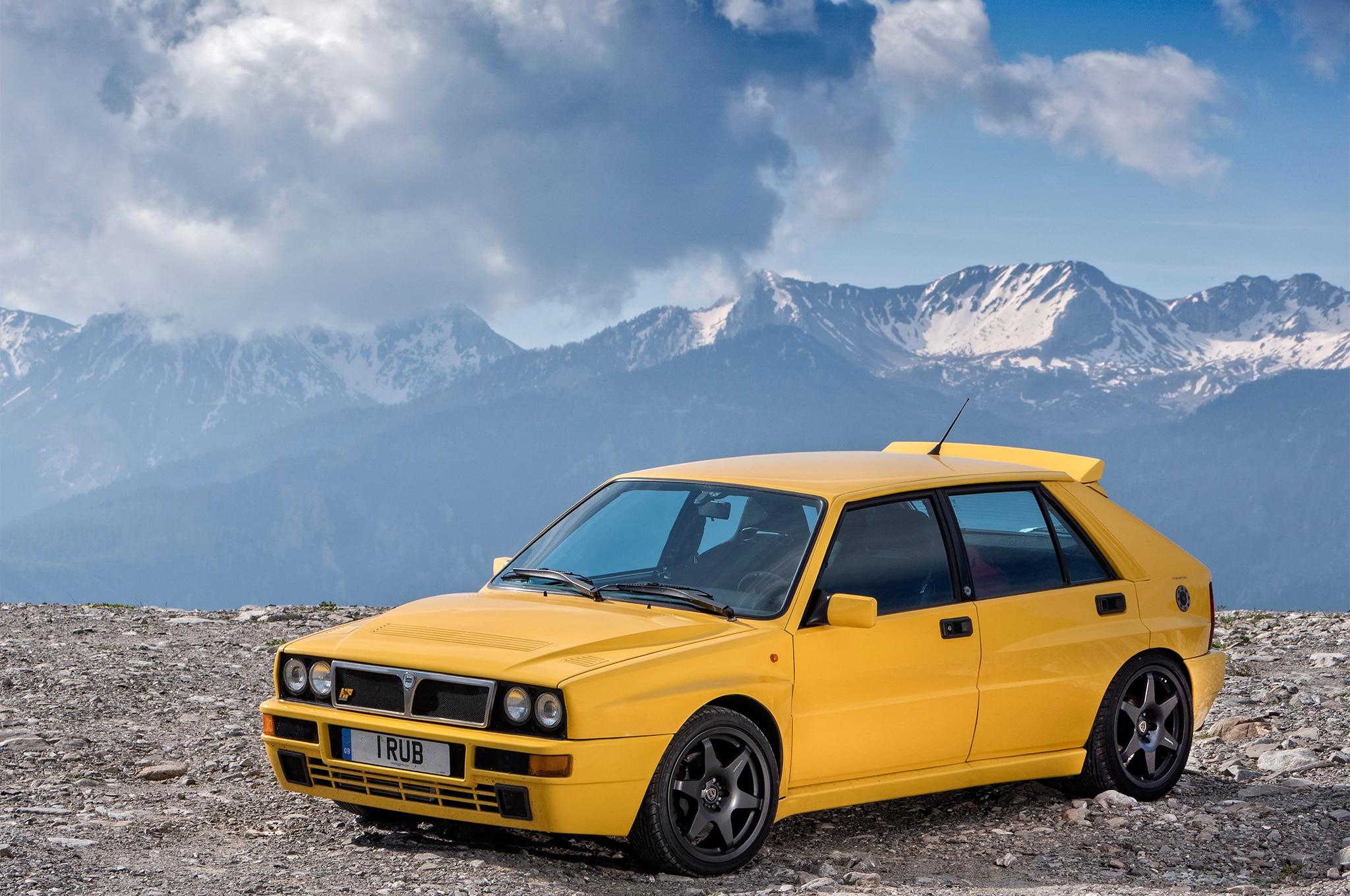 Lancia DELTA HF Integrale Evoluzione 91   Gran Turismo