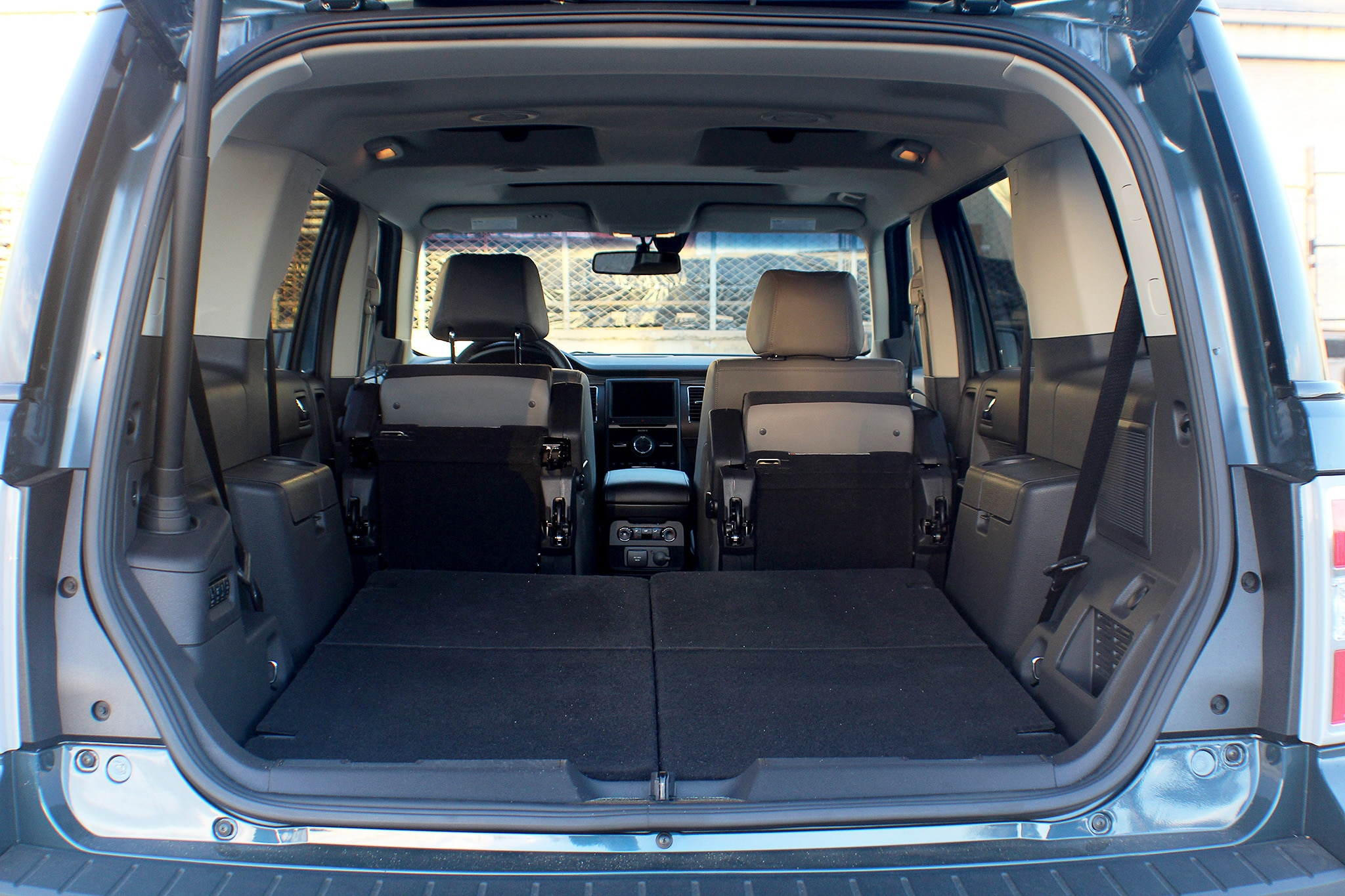 2016 ford flex limited one week review automobile magazine for What is flex space