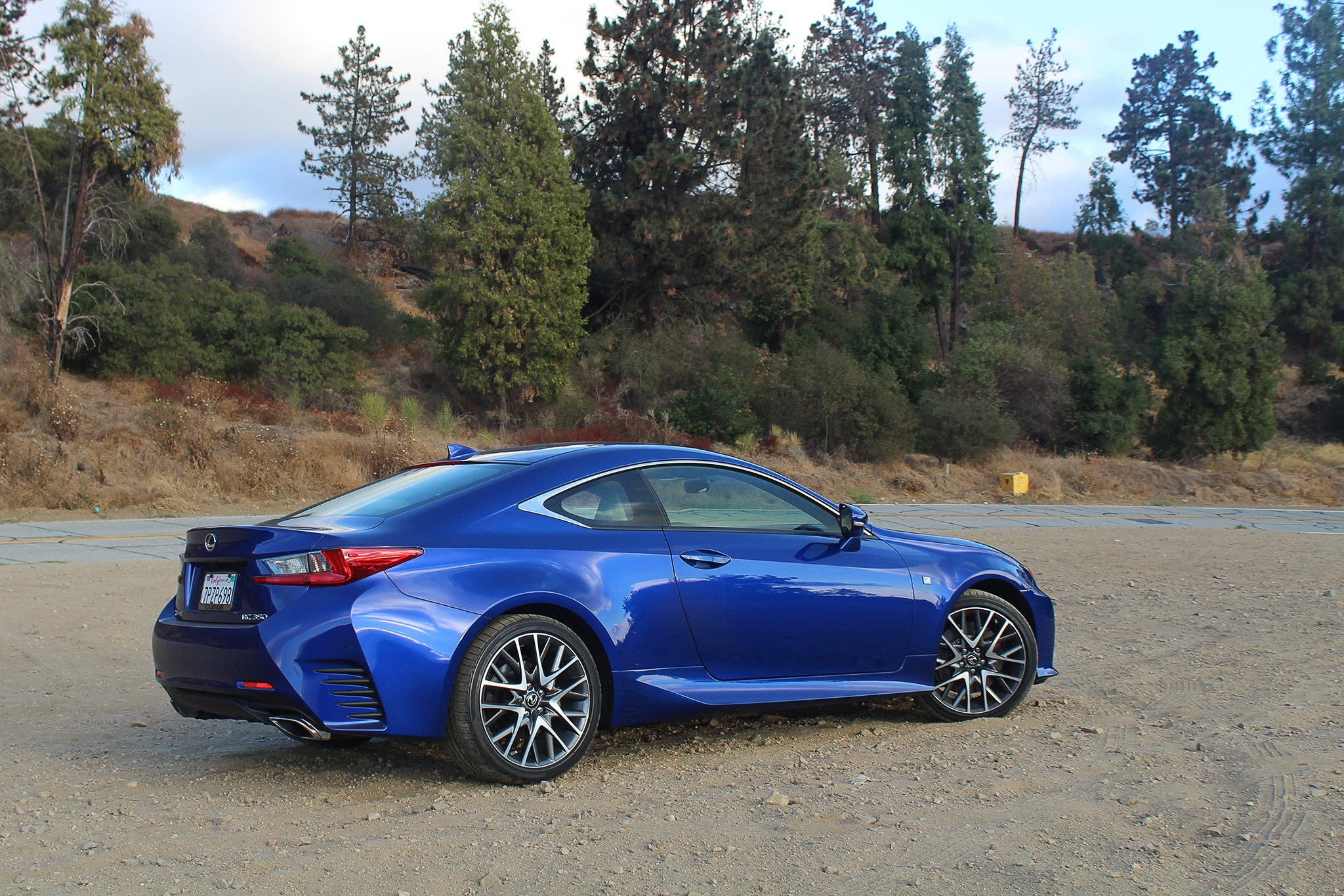 2016 lexus rc 350 f sport one week review automobile. Black Bedroom Furniture Sets. Home Design Ideas