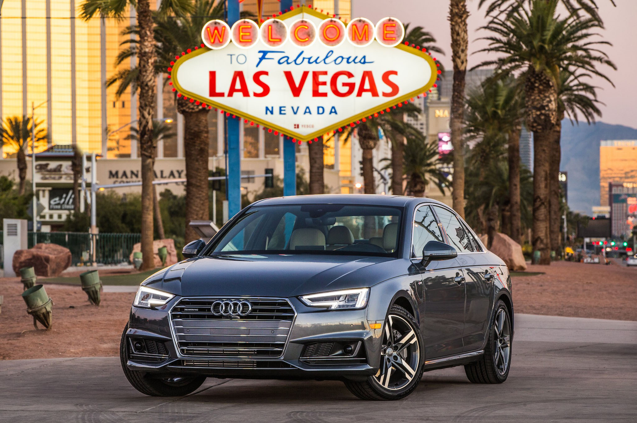 Audi Traffic Light Information Feature Launched in Las Vegas