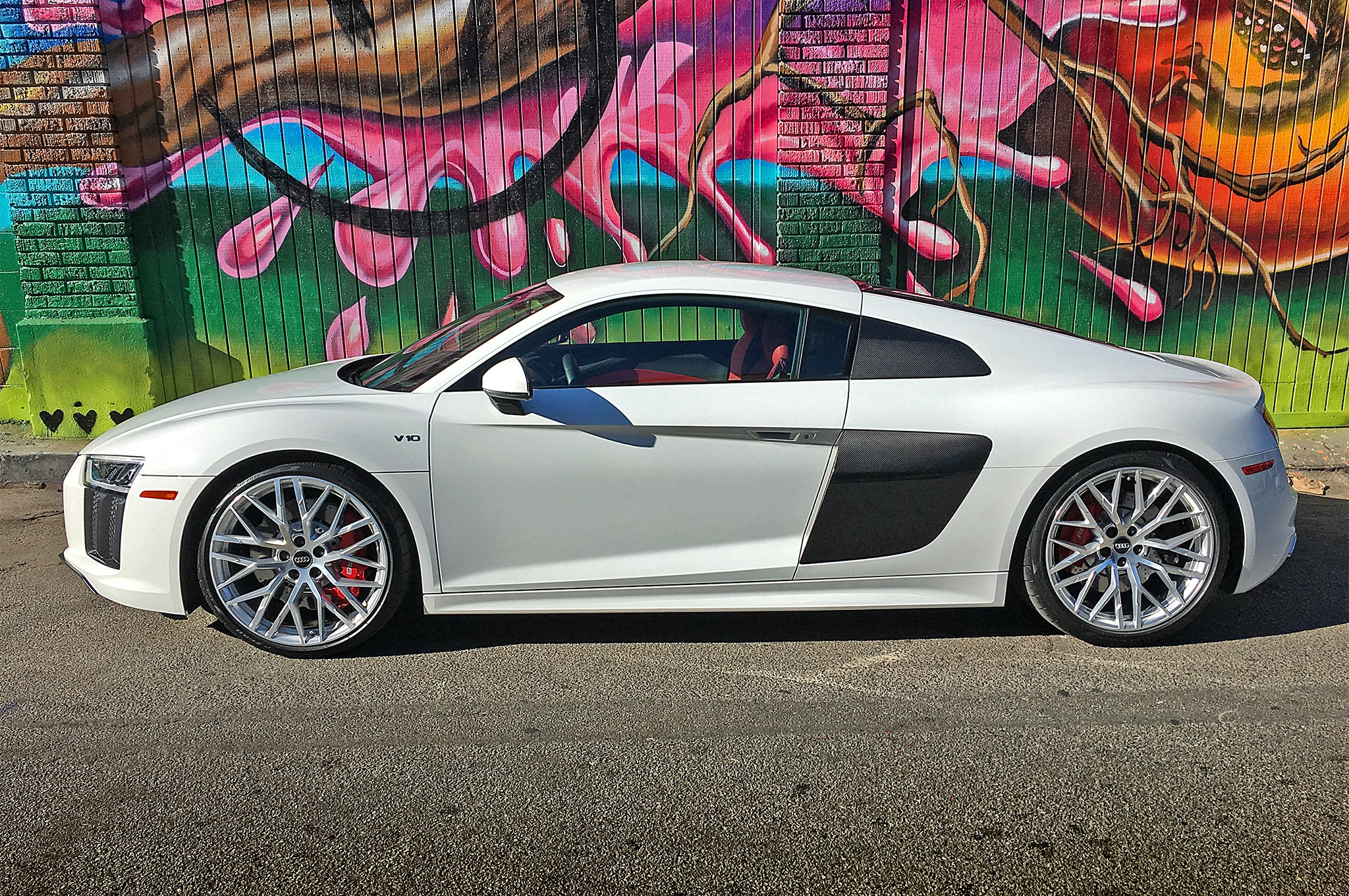One Week With 2017 Audi R8 V10 Automobile Magazine