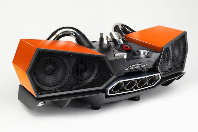 Lamborghini IXoost EsaVox Orange