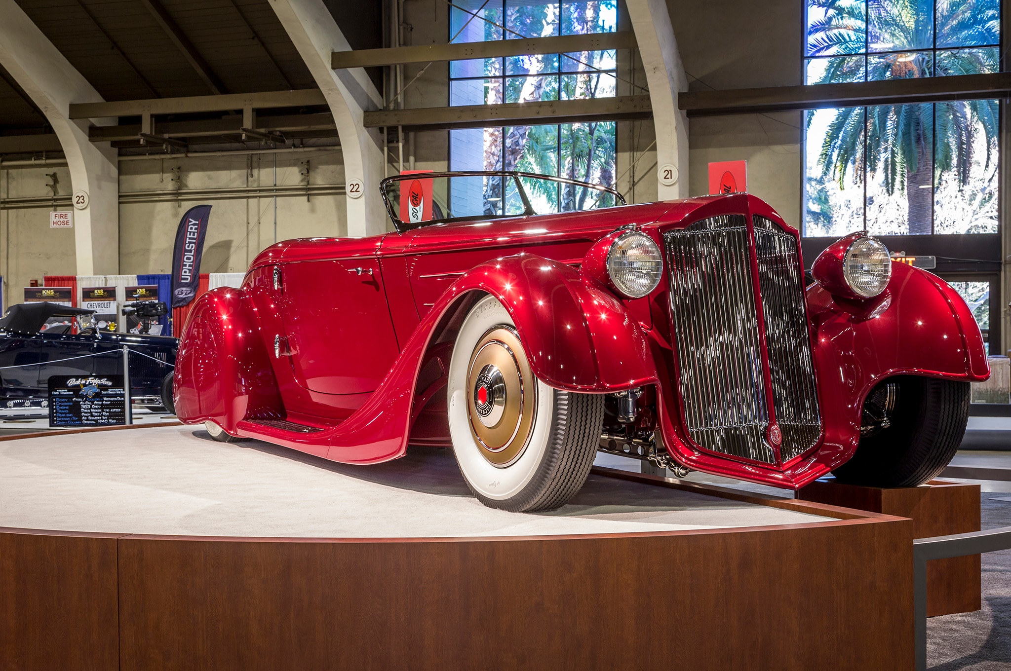 "Custom 1936 Packard Named ""America's Most Beautiful ..."
