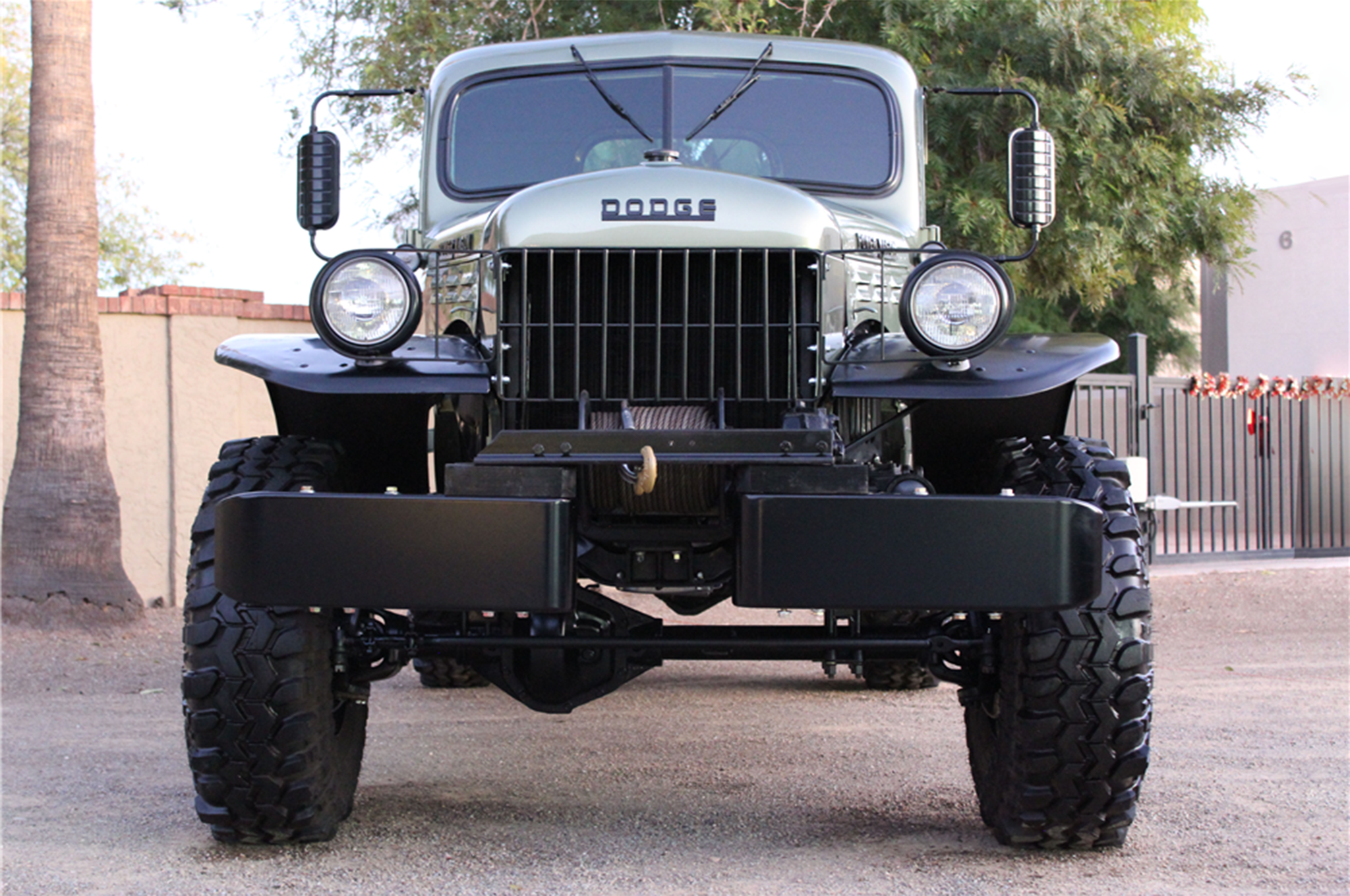 Just Listed Two Very Different Flavors of Vintage Dodge Power Wagon