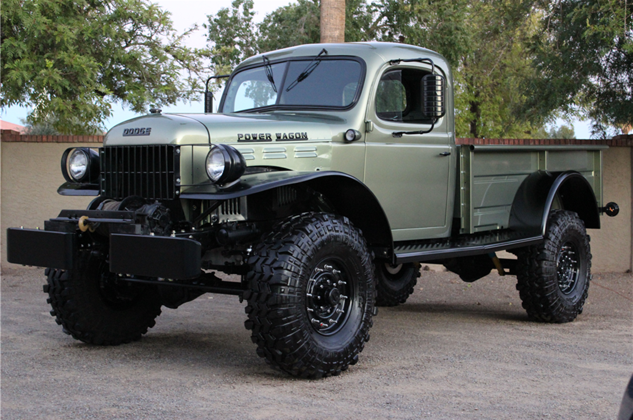 Dodge Power Wagon For Sale >> Just Listed Two Very Different Flavors Of Vintage Dodge Power Wagon