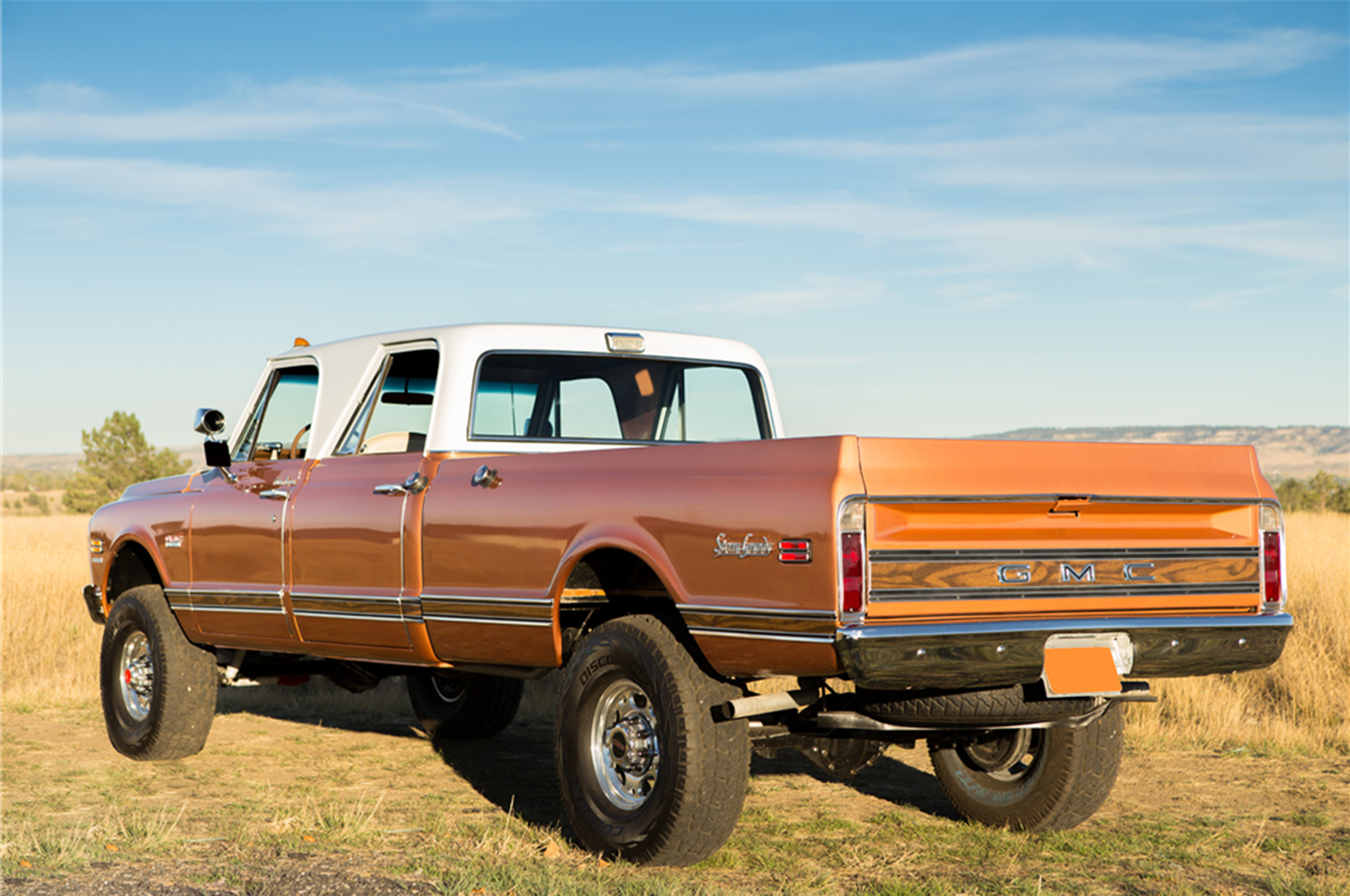 Just Listed Six Offbeat Cars From Barrett Jacksons 2017 Scottsdale 1970 Ford Crew Cab For Sale Show More