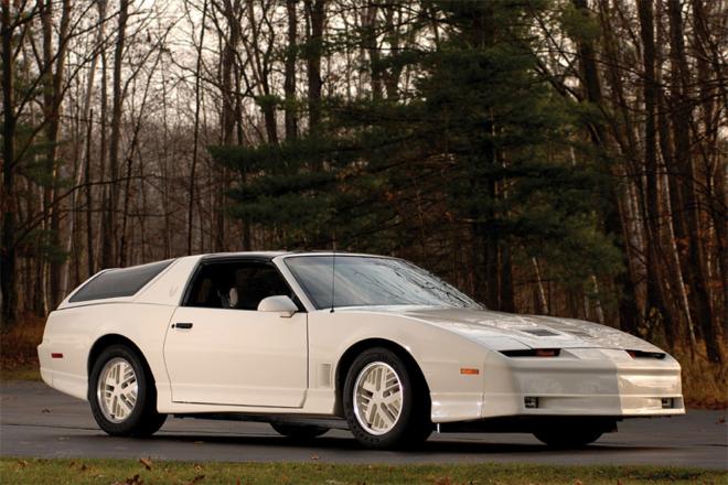 1985 Pontiac Trans Am Kammback Concept
