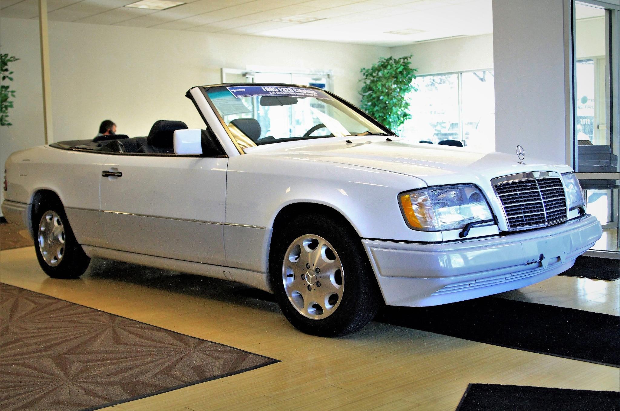 1995 Mercedes Benz E320 Cabriolet 5 Adver To Skip 1