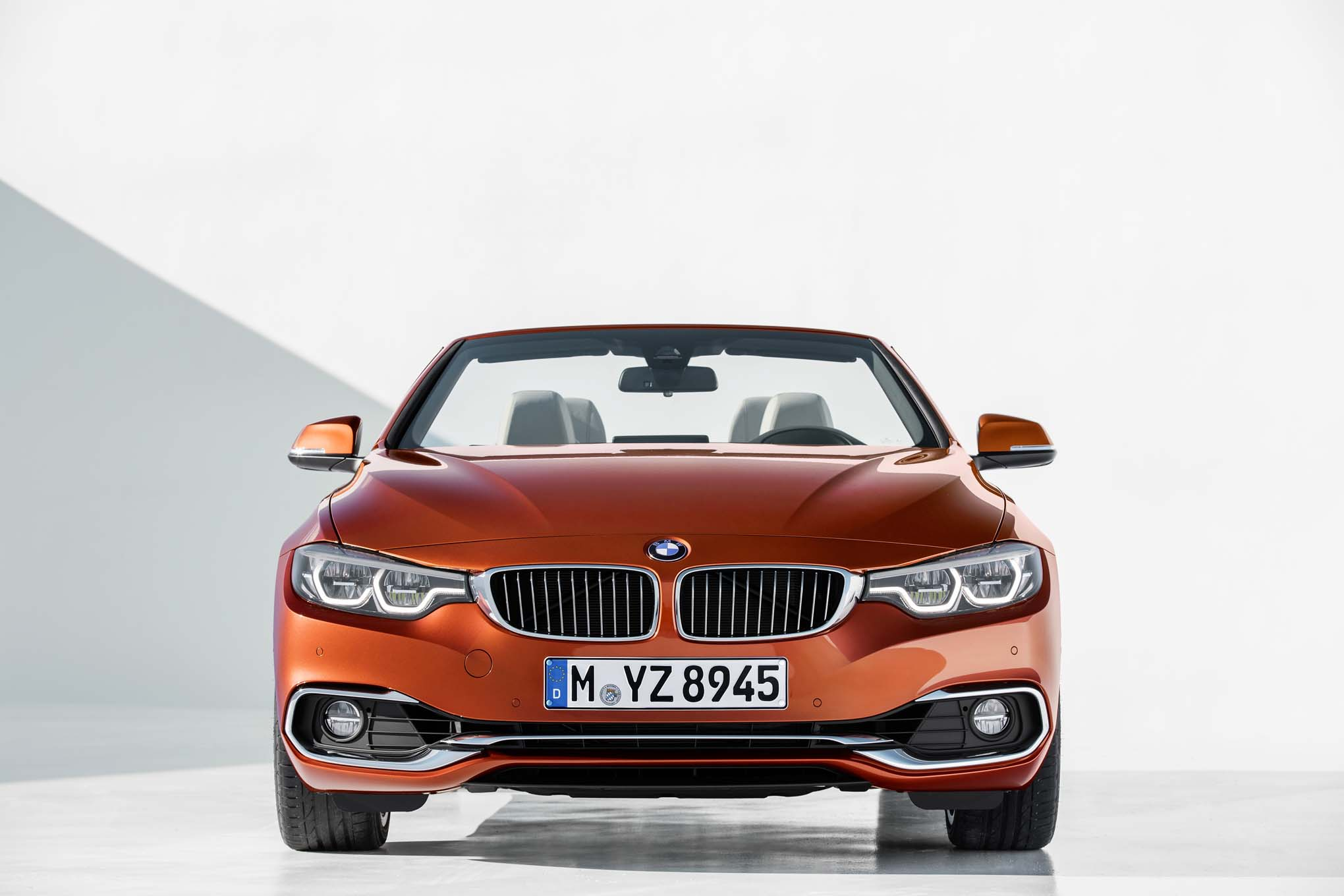 First Look 2018 BMW 4 Series