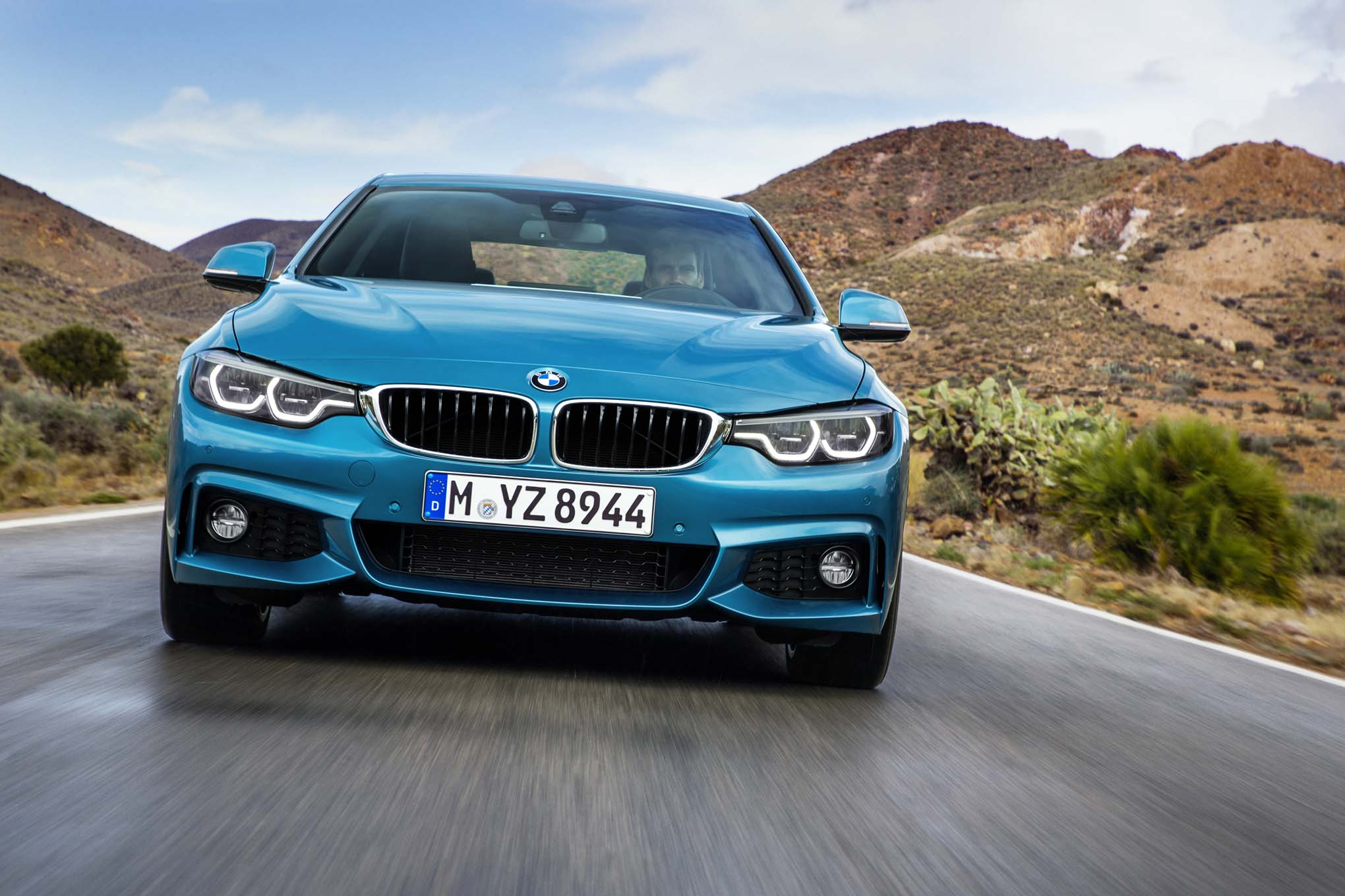 Show More 2017 BMW 440i M Sport Gran Coupe