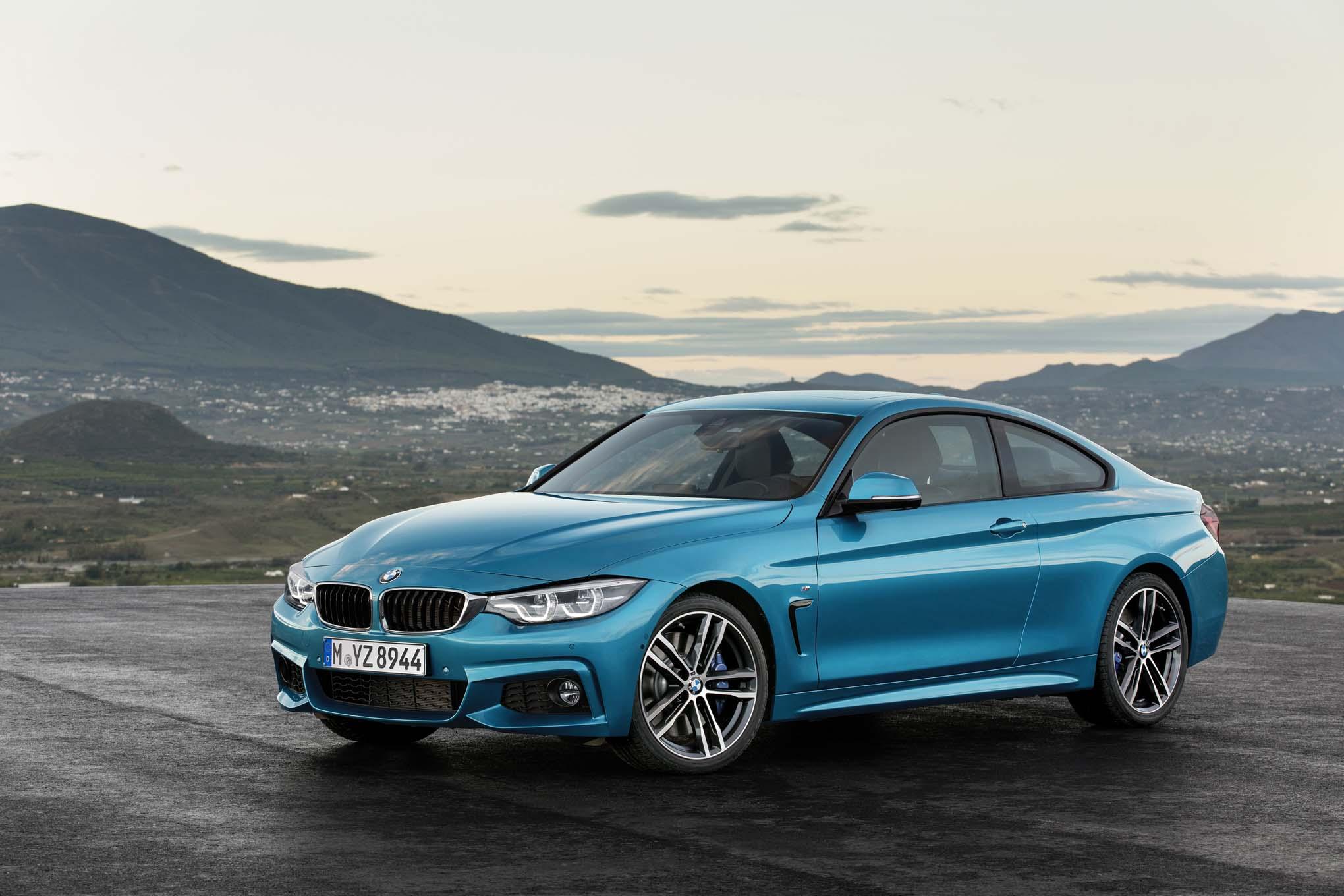 Show More 2017 BMW 440i