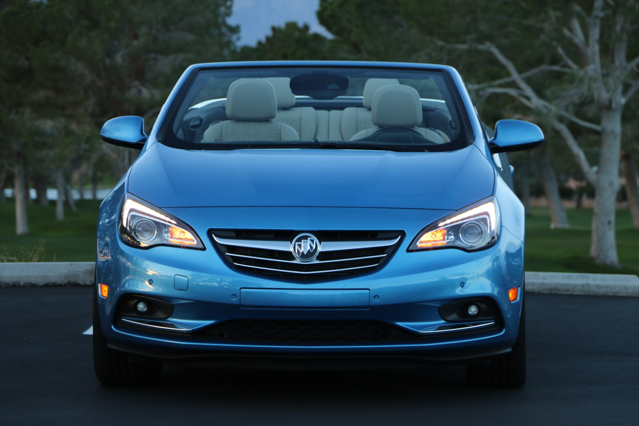2017 Buick Cascada Sport Touring Grille