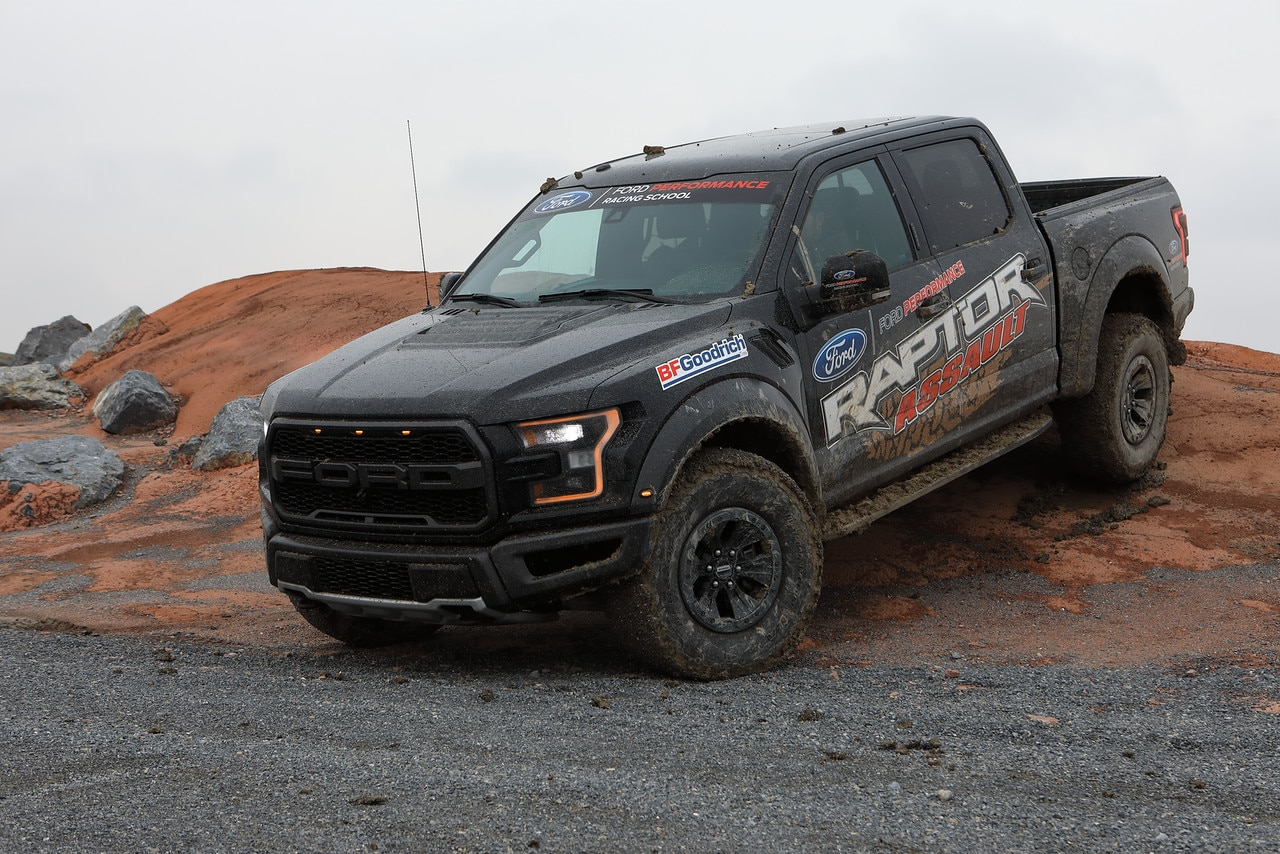 Ford Raptor Assault Program Teaches You to Use Your Raptor ... f111e838b