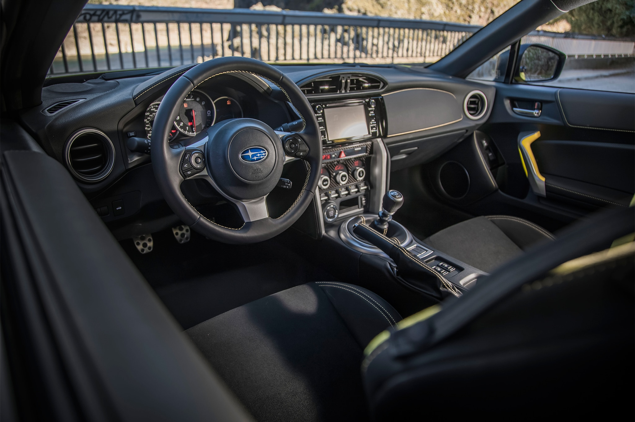 2017 Subaru Brz Limited Performance Pack First Drive Automobile