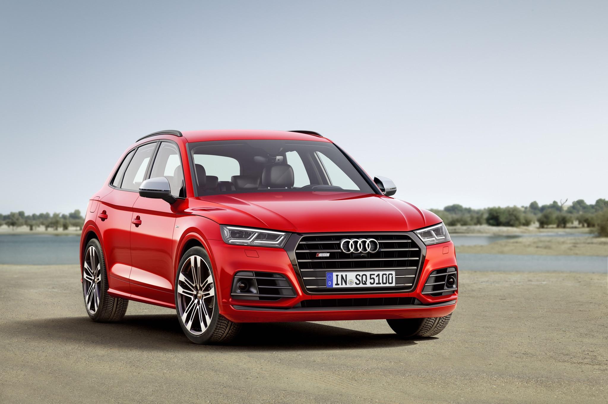 First Look: 2018 Audi SQ5 | Automobile Magazine