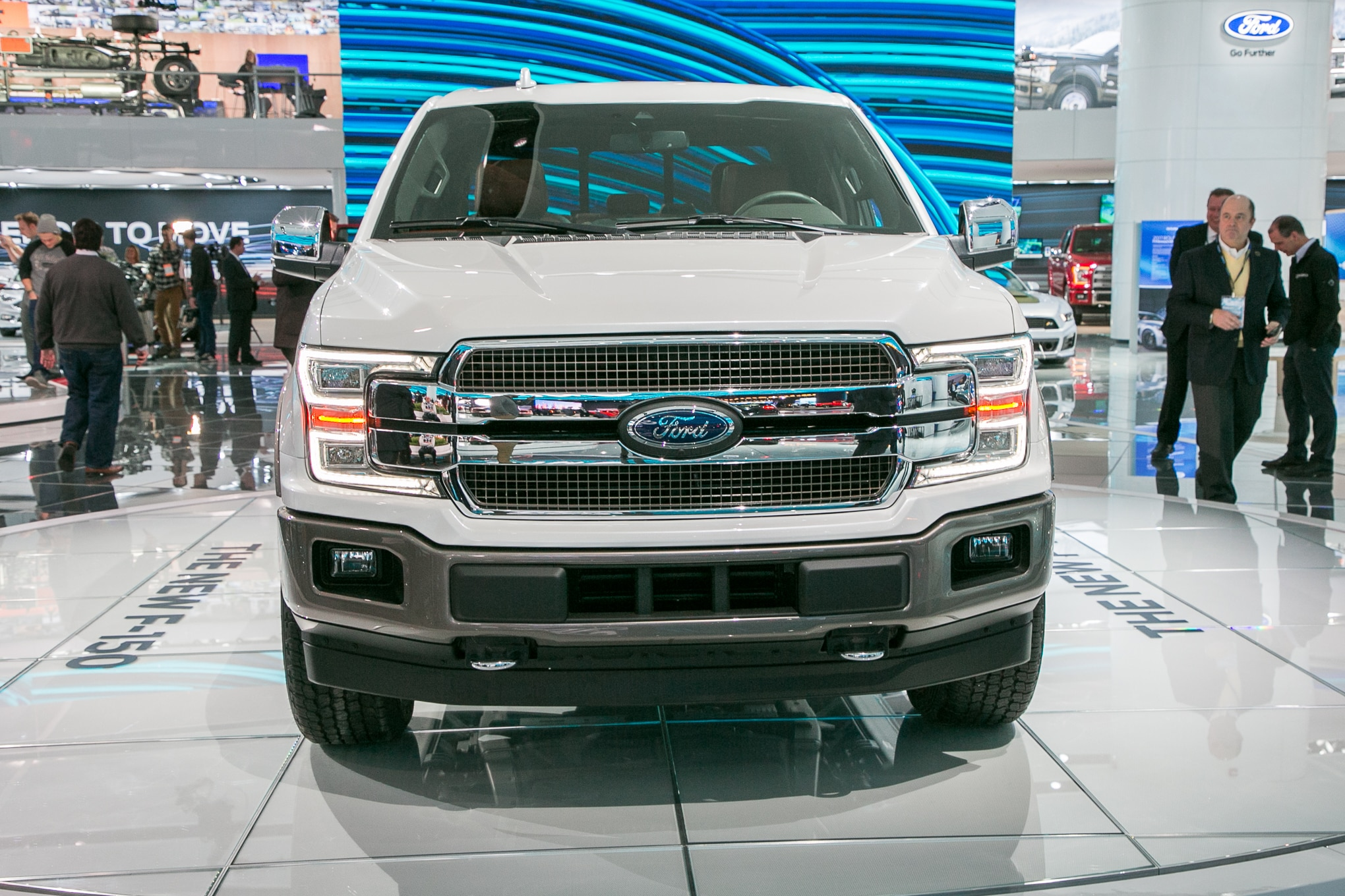 Beautiful 2018 Ford F150 Front End Selfiecar
