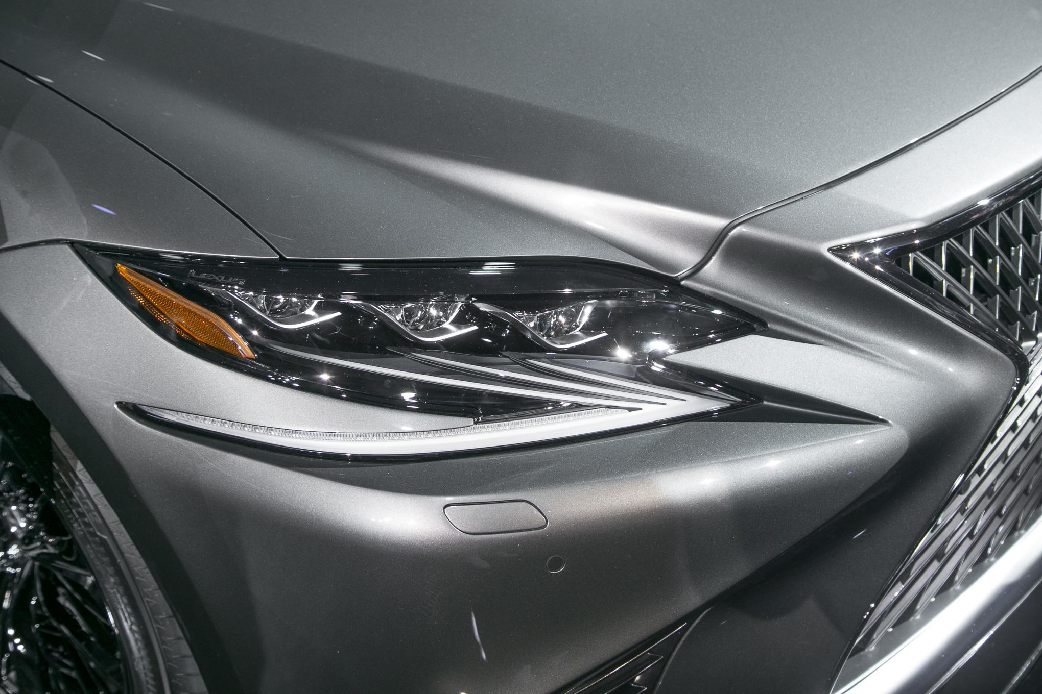 Show more & By Design: 2018 Lexus LS | Automobile Magazine