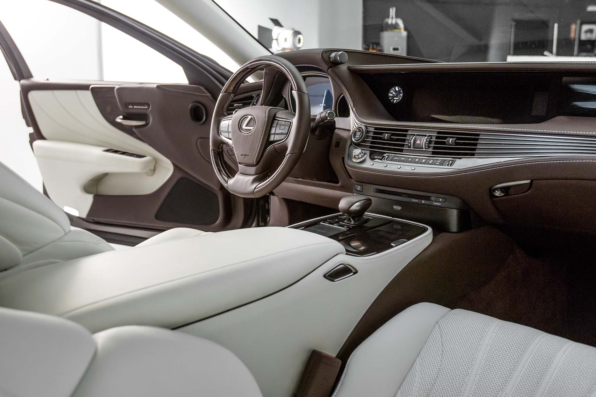 2018 Lexus Ls First Look Automobile Magazine