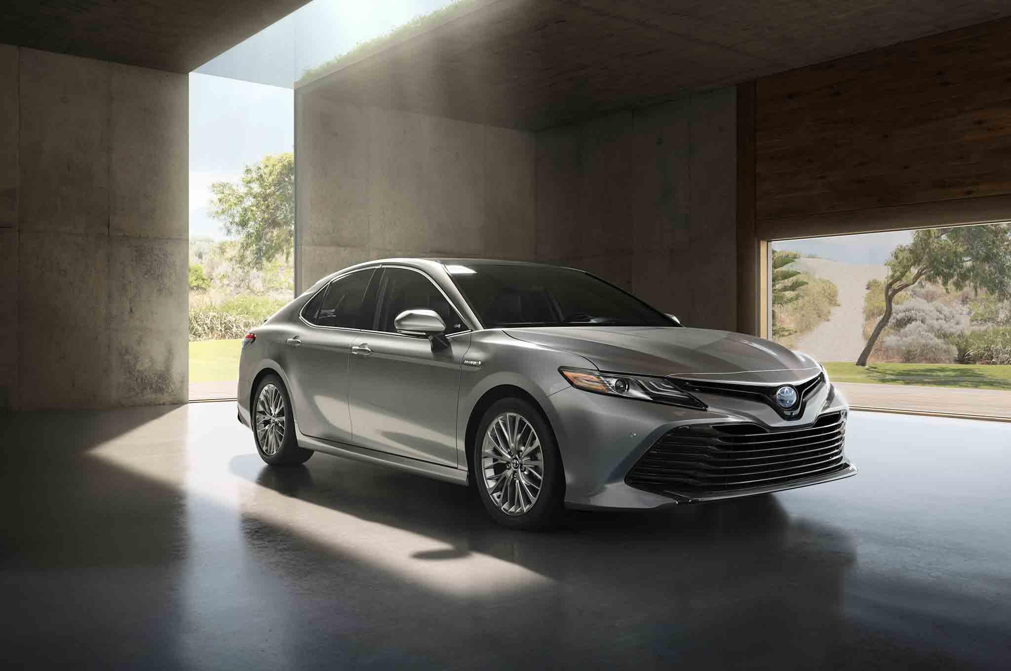 Toyota Camry: Coat hooks