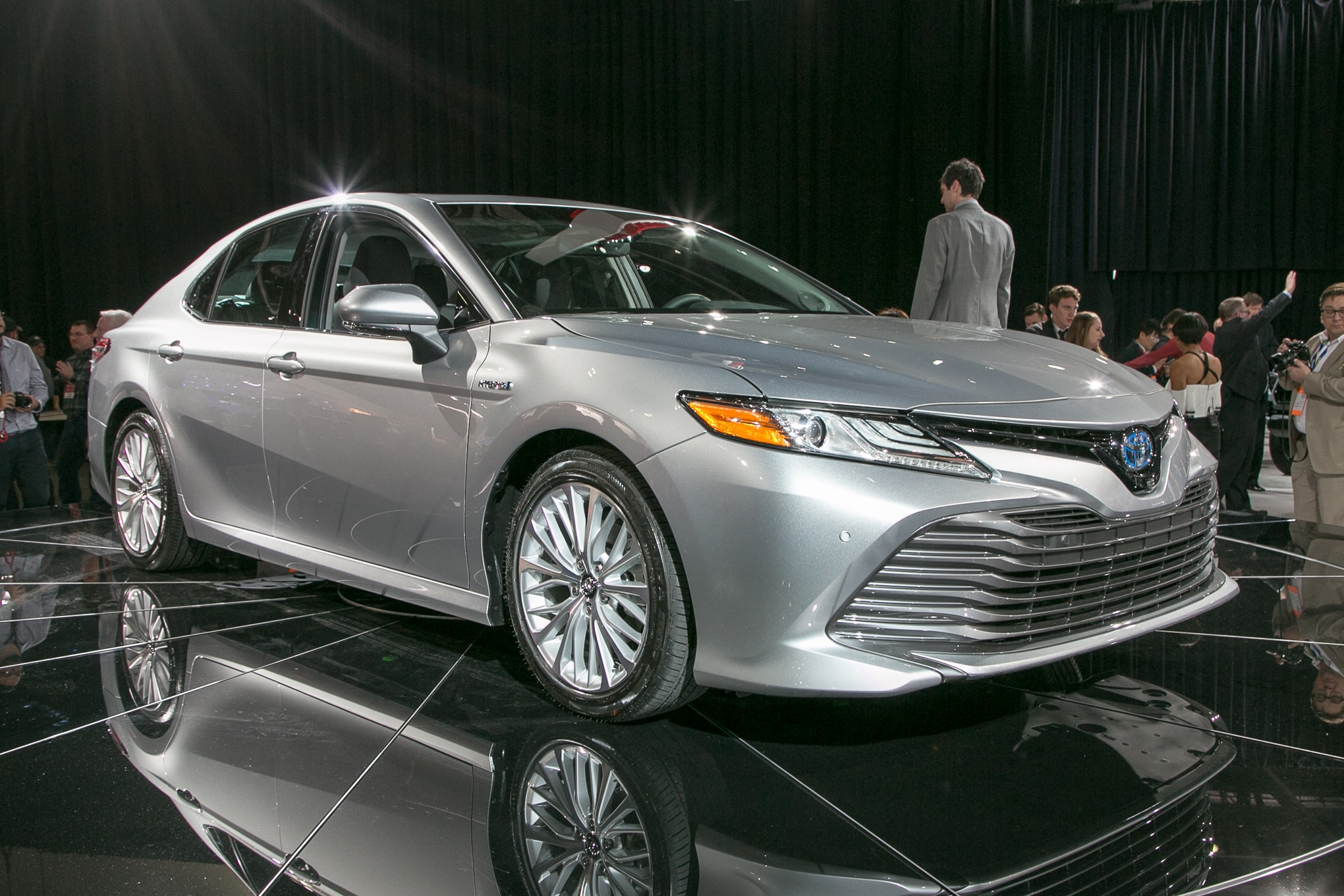 20 Things You Didn T Know About The 2018 Toyota Camry Automobile