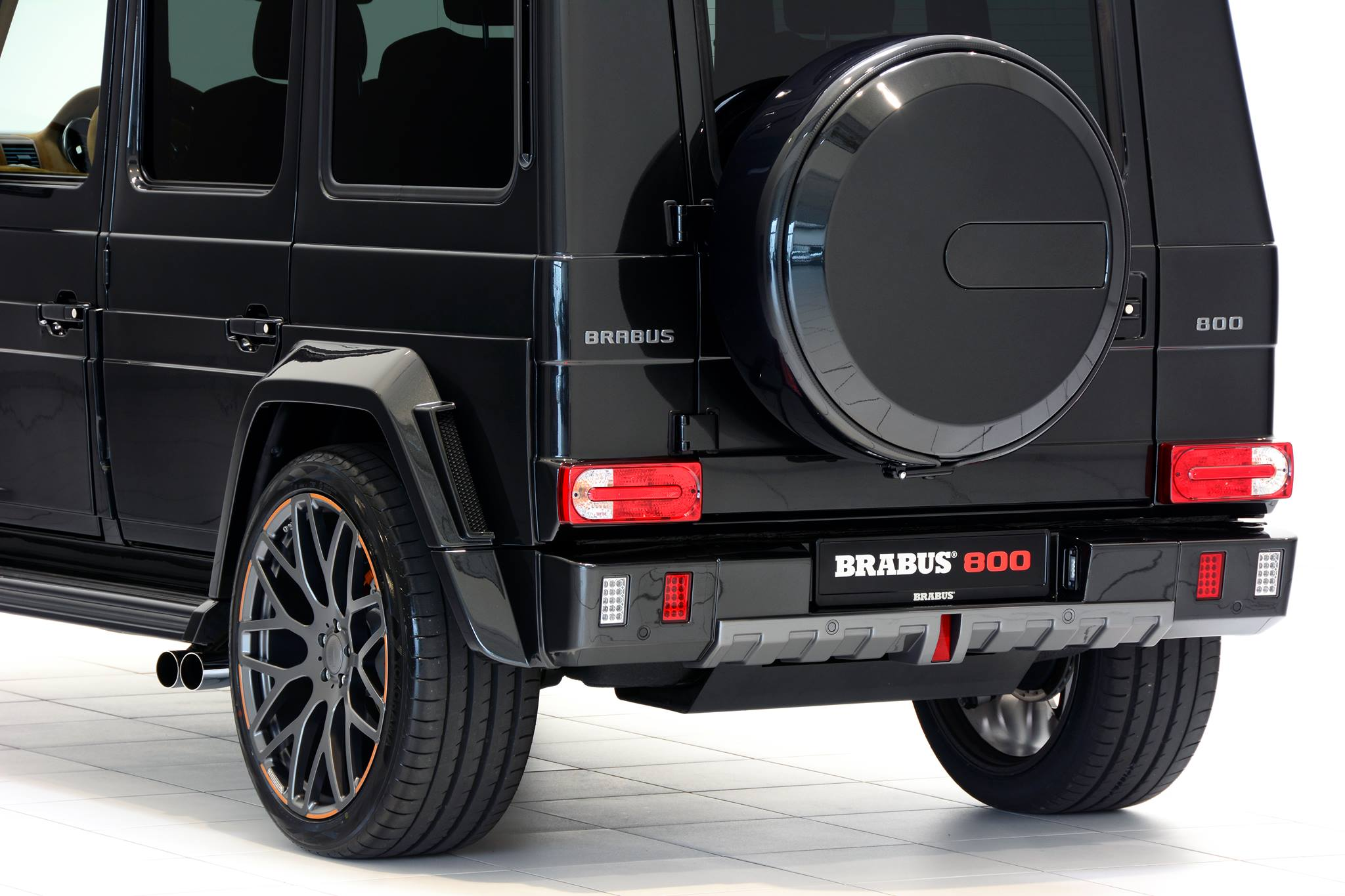 brabus 800 is a mercedes-amg g65 with more oomph | automobile magazine