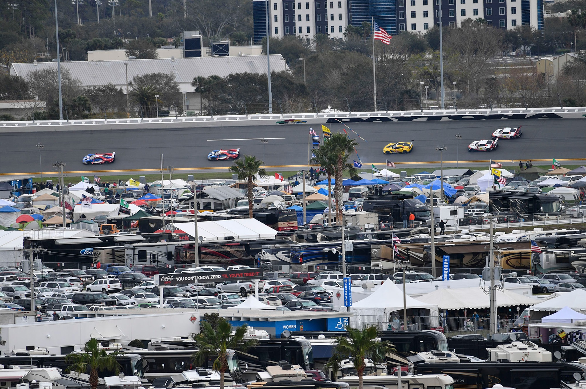 24 Thoughts On The Rolex 24 Automobile Magazine