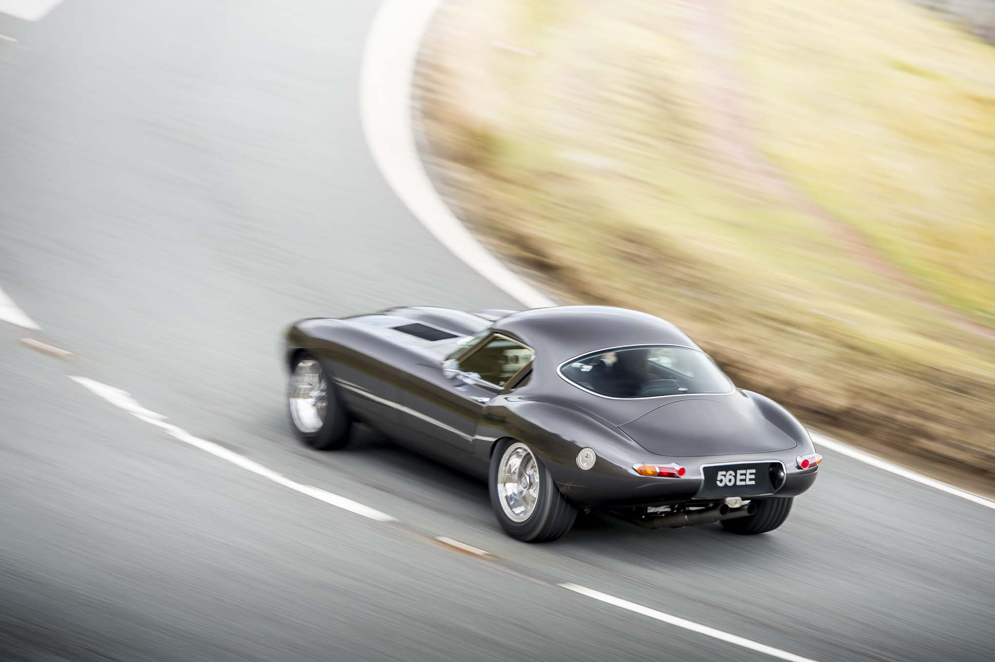 Eagle Low Drag GT. Photographed for Eagle E-Type by James Lipman