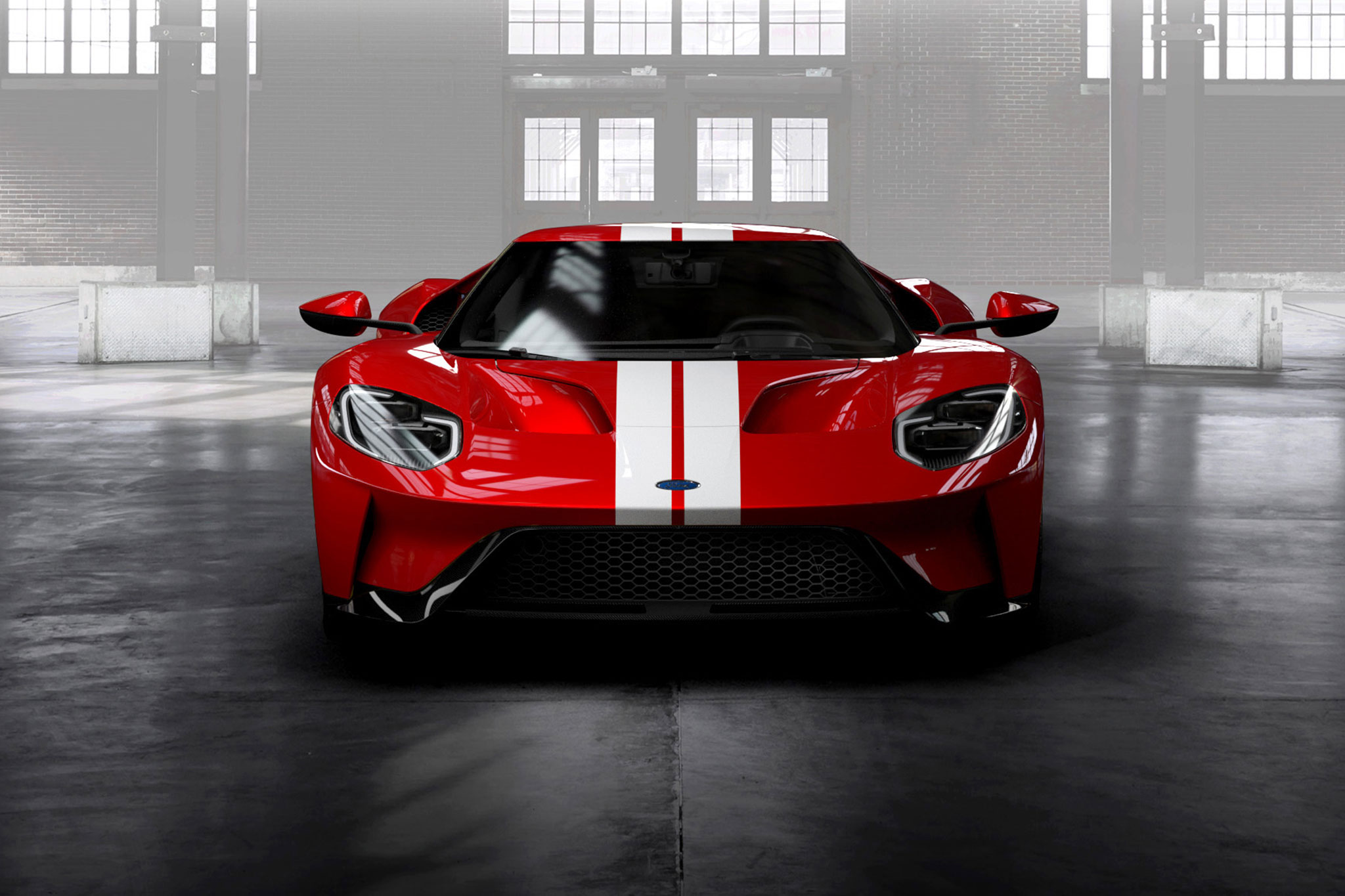 Show More  Ford Gt Front Three Quarters