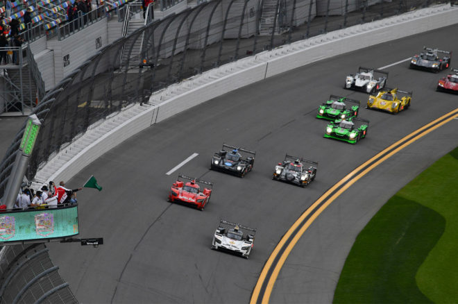 Green Flag DPi era begins
