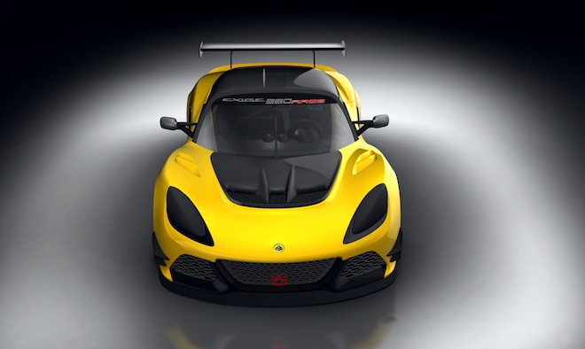 Lotus Exige Race 380 Front