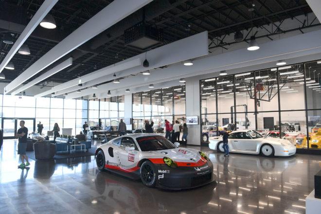 Porsche Experience Los Angeles 02