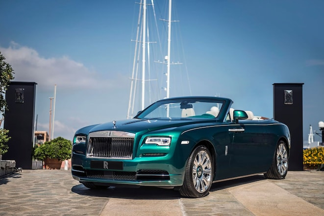 Six Of The Coolest Bespoke Rolls Royce Cars From 2016