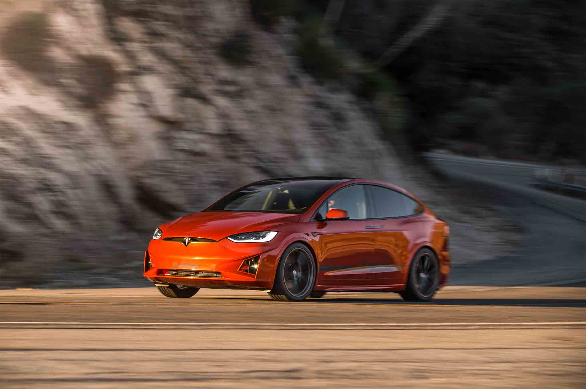 9 Passenger Suv >> Unplugged Performance 2016 Tesla Model X 90D First Drive Review | Automobile Magazine