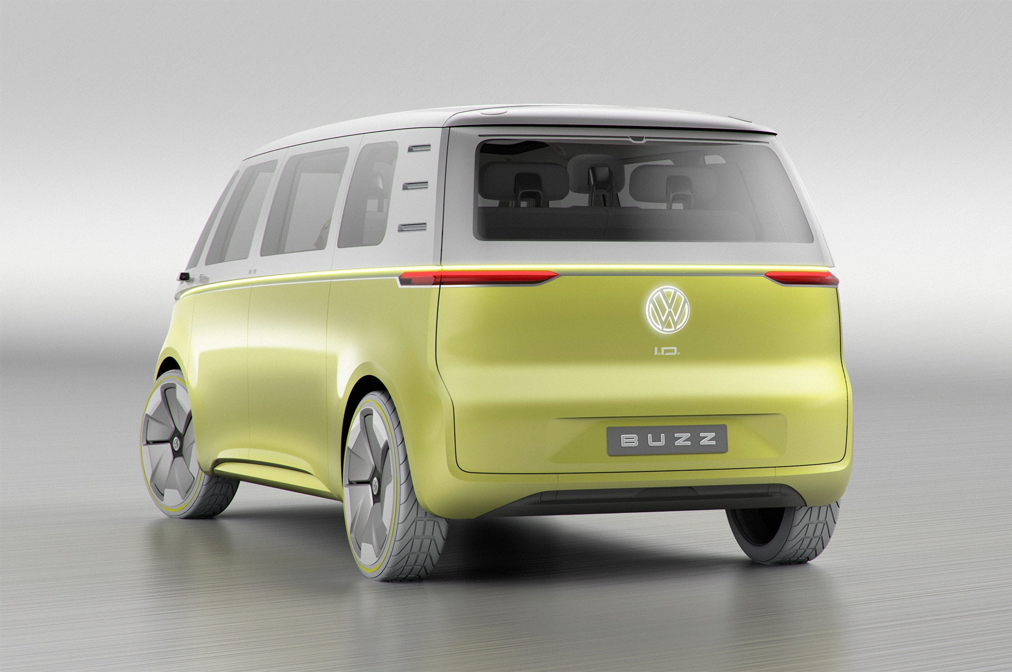 Volkswagen ID BUZZ Concept Rear Three Quarter 02 25