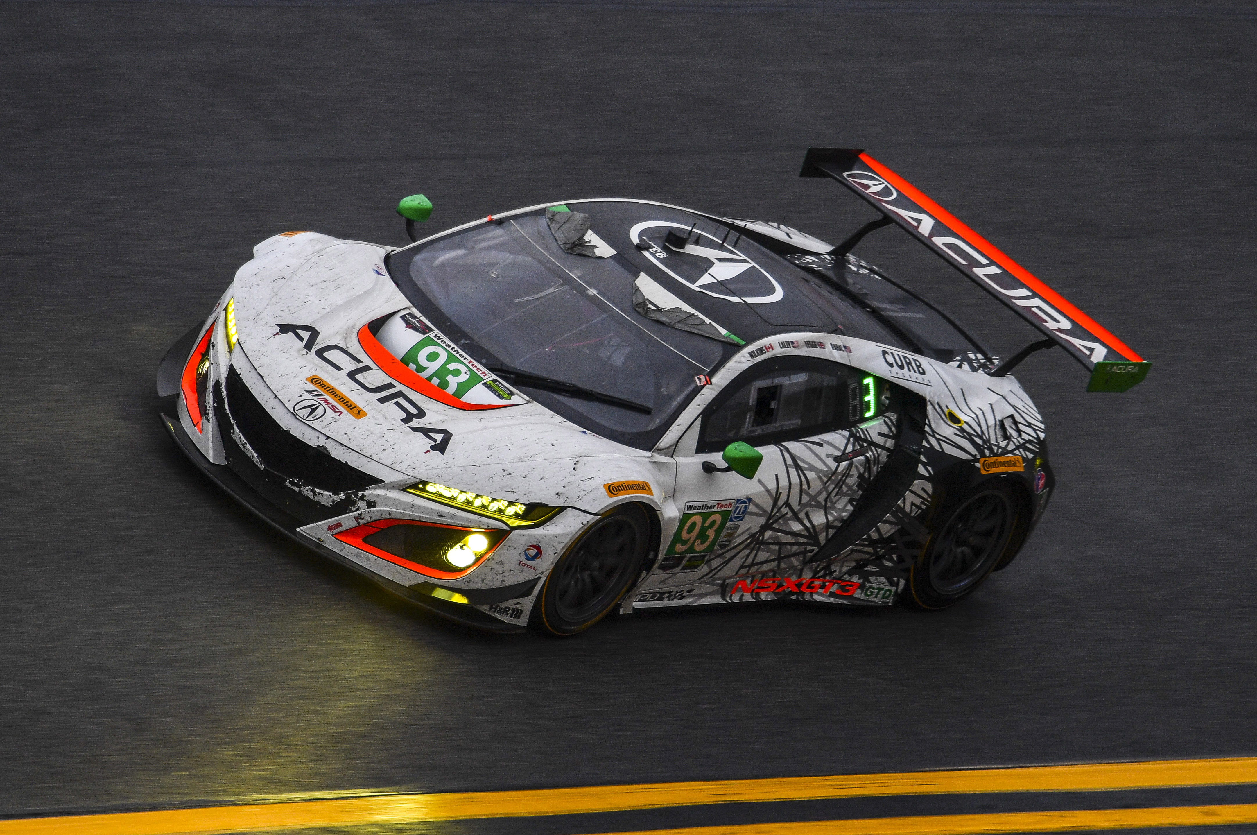 13 Things We Learned About the Acura NSX GT3 Race Car | Automobile