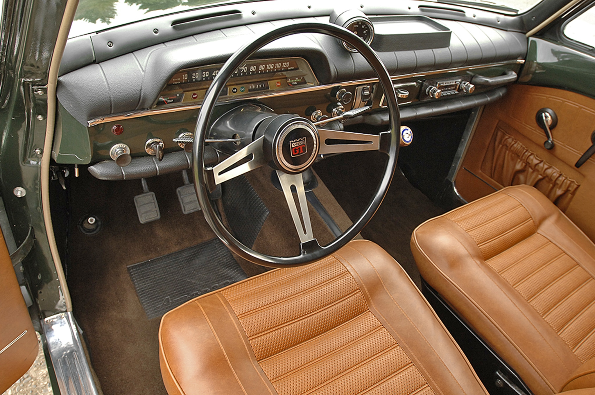 Just Listed: 1968 Volvo 122S Wagon | Automobile Magazine