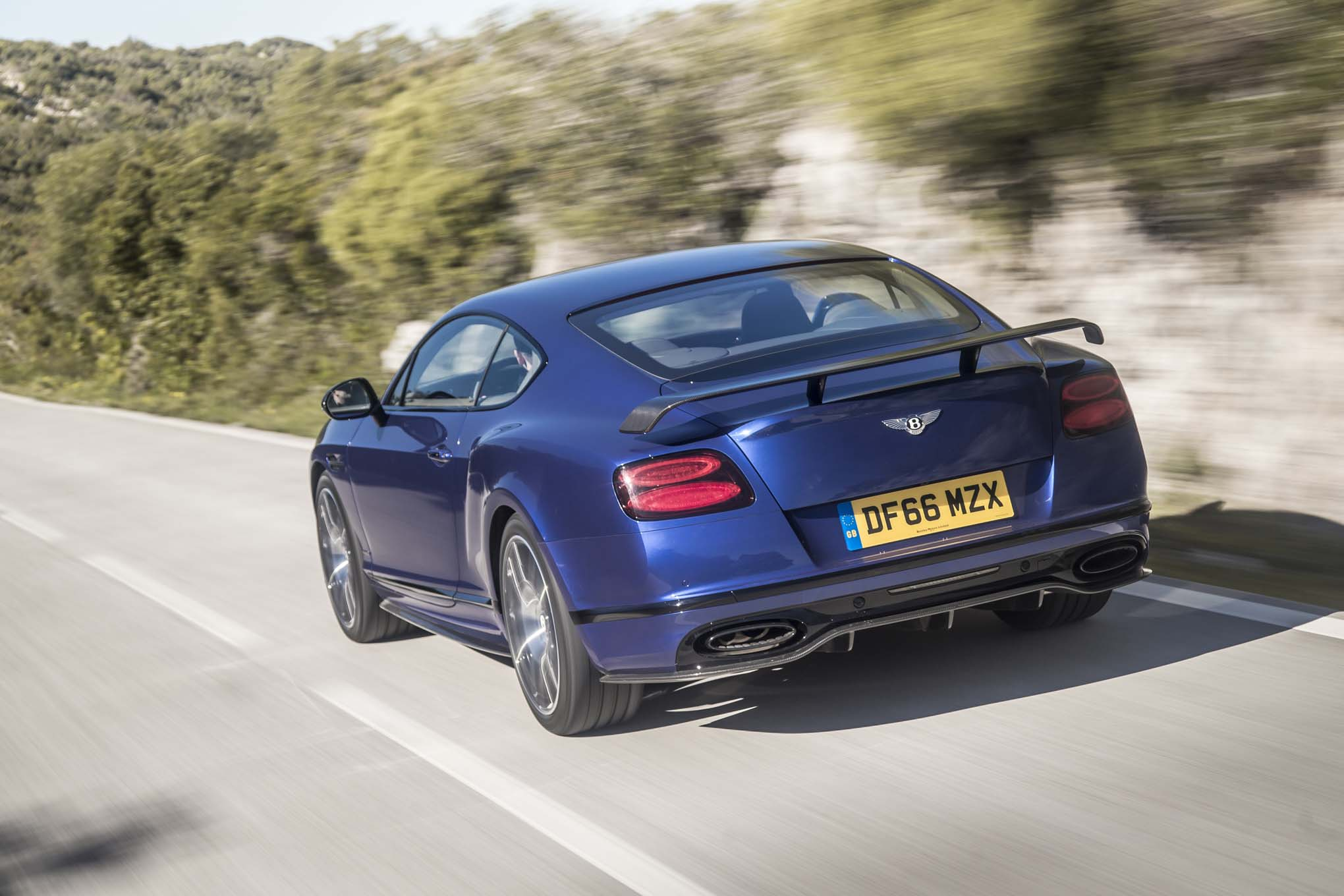 2017 Bentley Continental Supersports First Drive Review Automobile