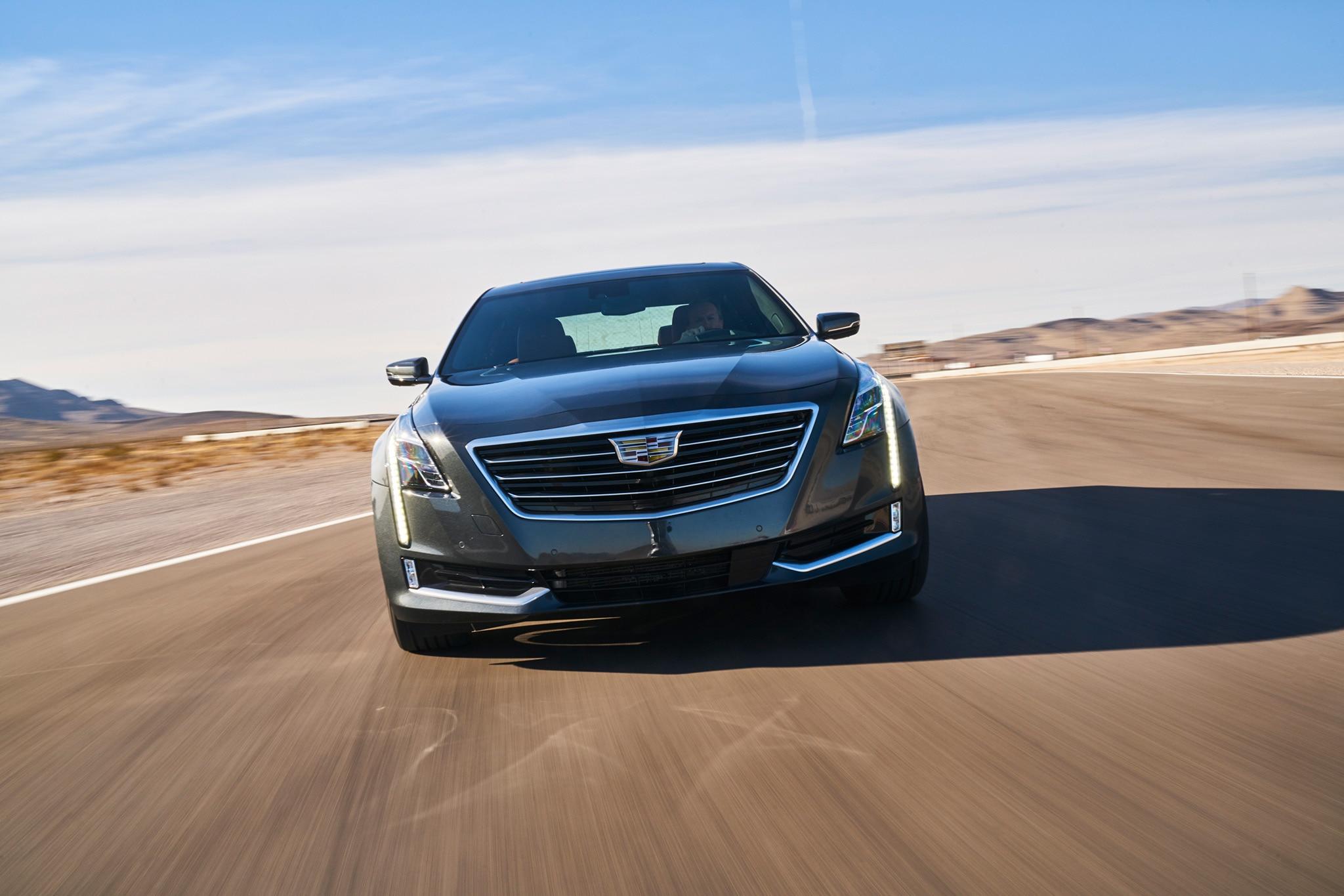 2017 Cadillac Ct6 2.0 L Turbo Luxury >> 2017 All-Stars Contender: Cadillac CT6 | Automobile Magazine