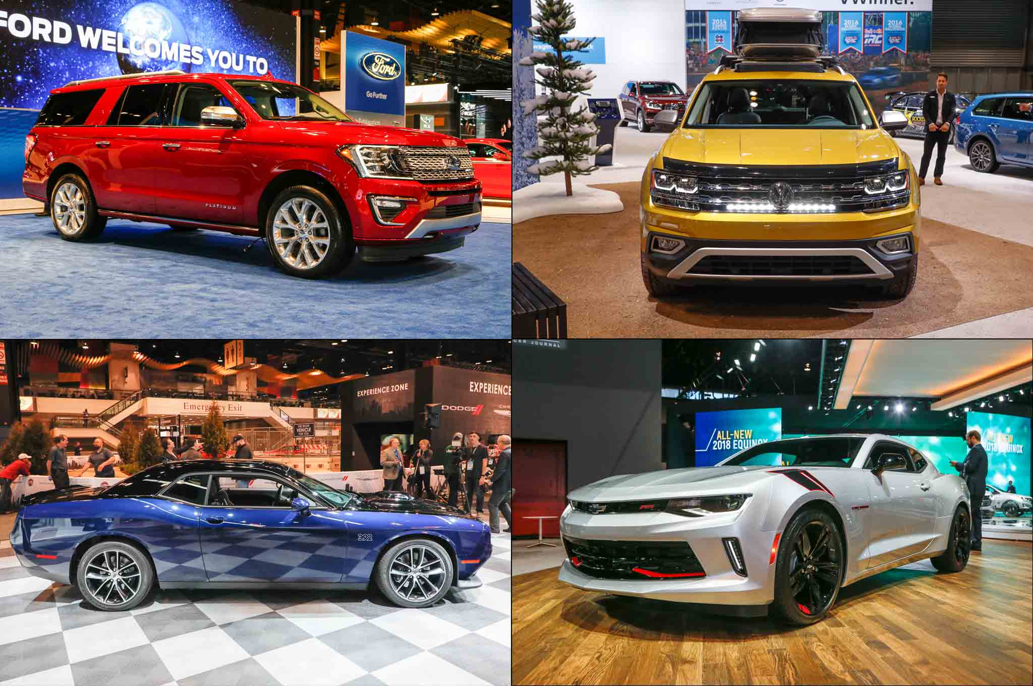Chicago Auto Show Hits Misses Revelations Automobile Magazine - Car show chicago today