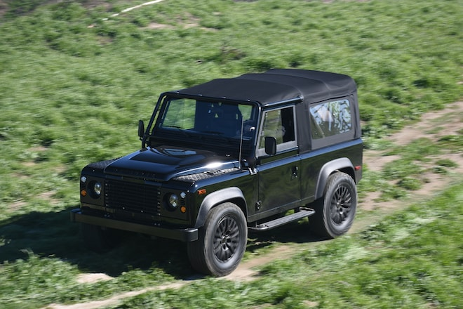East Coast Defender 90 and 110 First Drive Review | Automobile Magazine