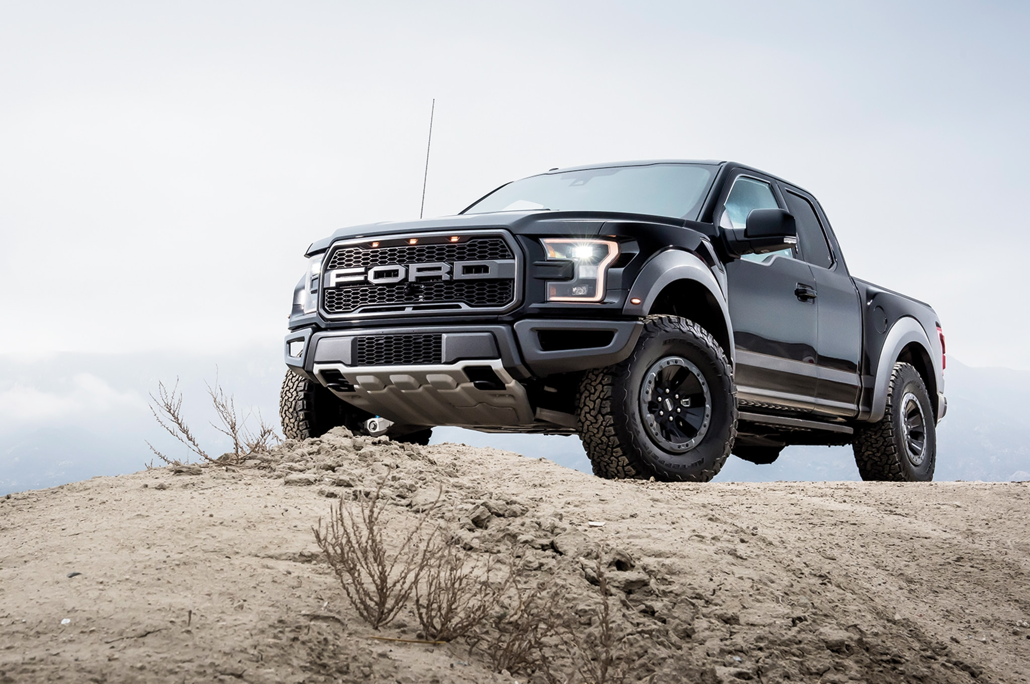 Getting to Know the 2017 Ford Raptor with the Man Who Knows It Best