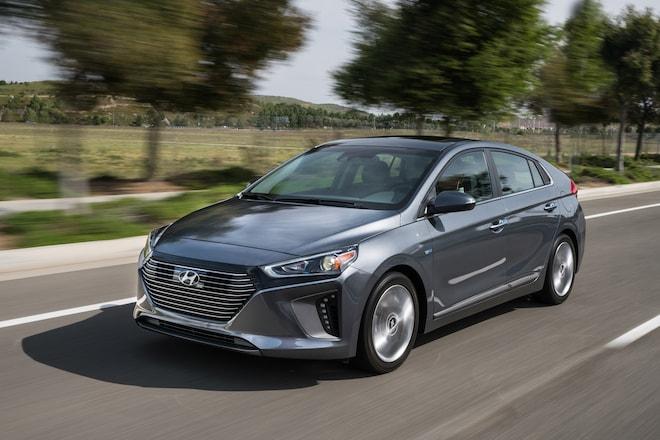 2017 Hyundai Ioniq Hybrid 110