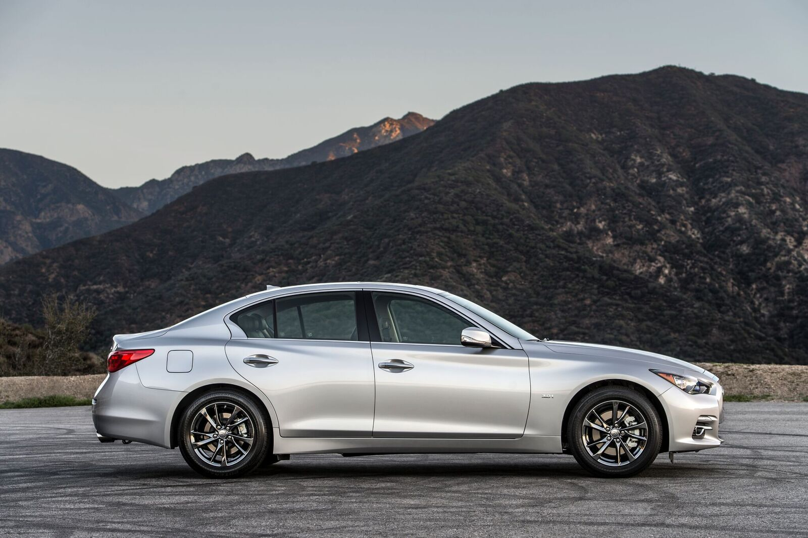Infiniti Turns up the Volume with New Sport Exhaust Kit for