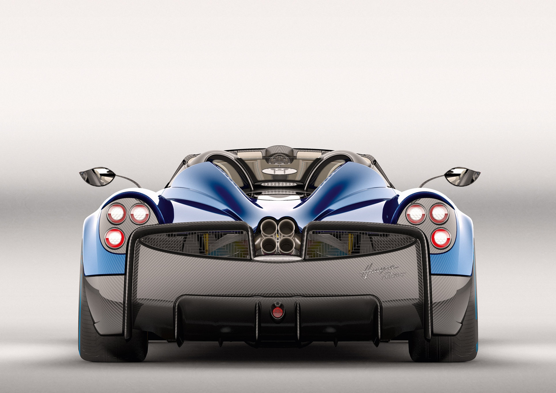 Pagani Launches Huayra Roadster Configurator Automobile Magazine