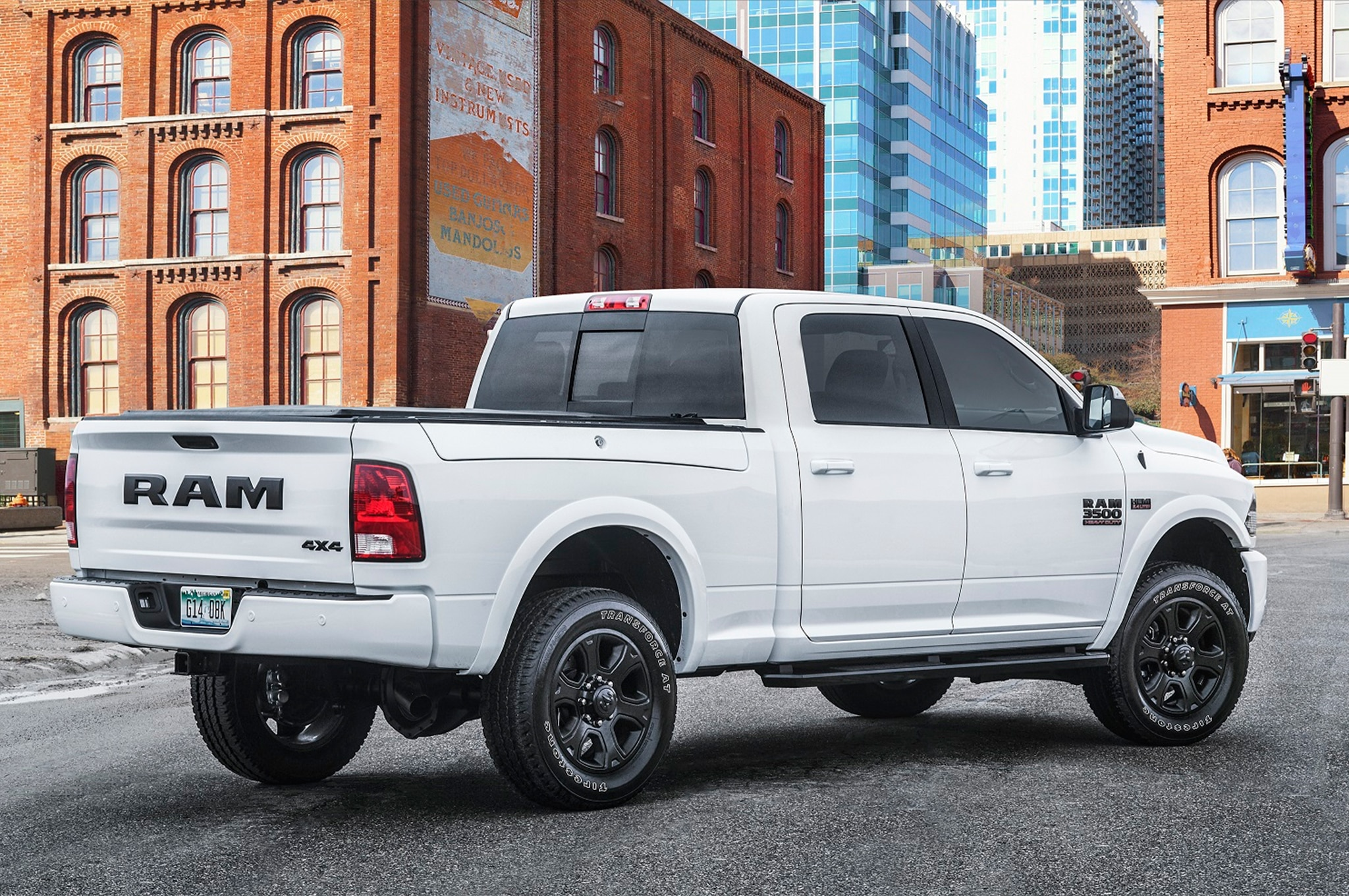 2017 Ram 1500 Copper Sport And Ram Hd Night Unveiled