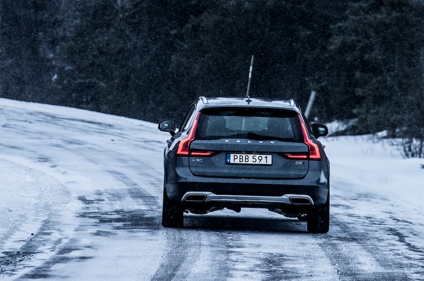 A Mesmerizing Road Trip in a 2017 Volvo V90 Cross Country