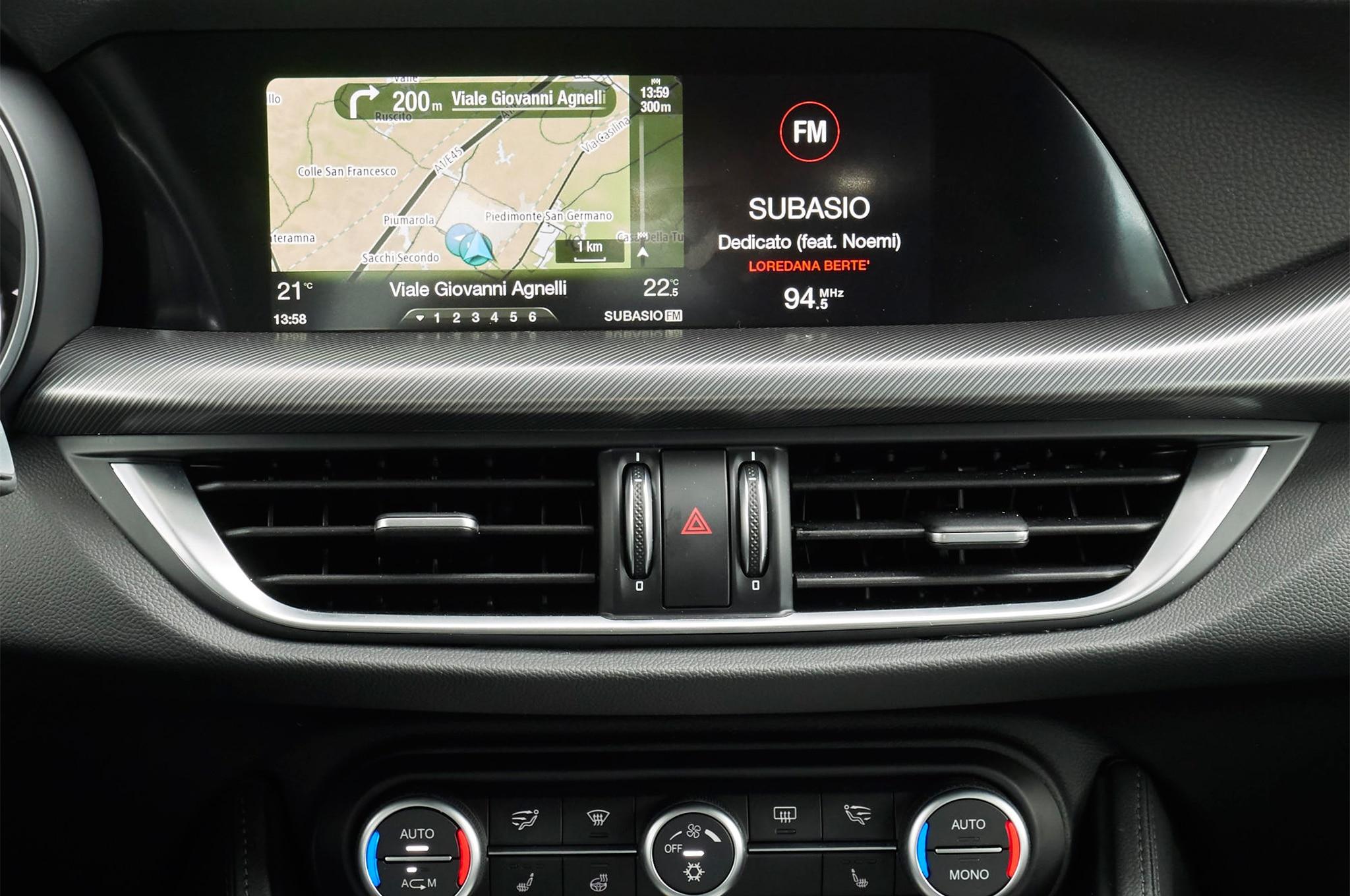 2018 Alfa Romeo Stelvio Q4 First Drive Review
