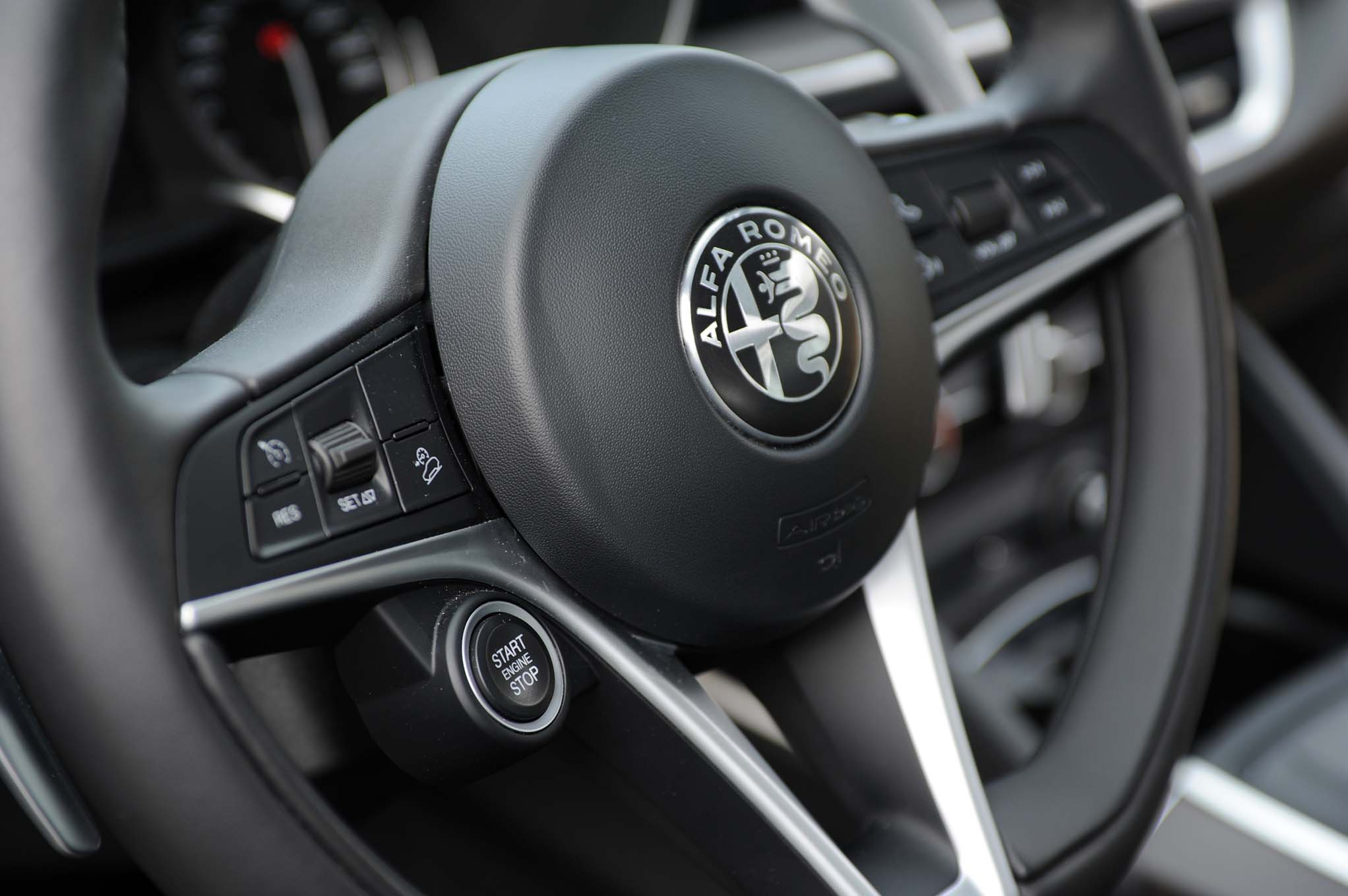 2018 Alfa Romeo Stelvio Q4 First Drive Review Steering Box Under